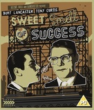 Sweet Smell of Success - British Blu-Ray movie cover (xs thumbnail)