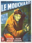 The Informer - French Movie Poster (xs thumbnail)