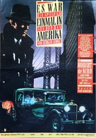Once Upon a Time in America - German Movie Poster (xs thumbnail)