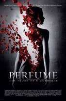 Perfume: The Story of a Murderer - Advance movie poster (xs thumbnail)