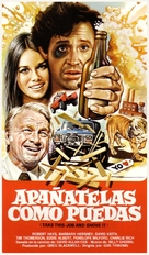 Take This Job and Shove It - Spanish Movie Poster (xs thumbnail)