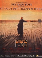 It Couldn't Happen Here - British Movie Poster (xs thumbnail)