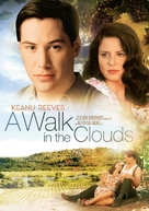 A Walk In The Clouds - DVD movie cover (xs thumbnail)