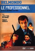 Le professionnel - French DVD movie cover (xs thumbnail)