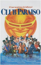 Club Paradise - Spanish Movie Poster (xs thumbnail)
