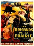 The Lone Gun - Belgian Movie Poster (xs thumbnail)