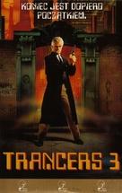 Trancers III - Polish VHS cover (xs thumbnail)