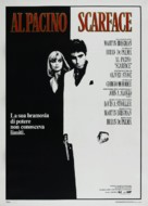 Scarface - Italian Movie Poster (xs thumbnail)