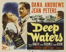 Deep Waters - Movie Poster (xs thumbnail)