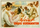 Band of Angels - German Movie Poster (xs thumbnail)