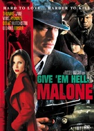 Give 'em Hell, Malone - Singaporean Movie Cover (xs thumbnail)