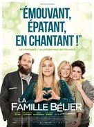La famille Bélier - French Movie Poster (xs thumbnail)