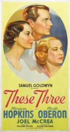 These Three - Movie Poster (xs thumbnail)