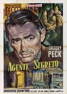 Night People - Italian Movie Poster (xs thumbnail)