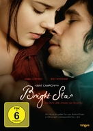 Bright Star - German Movie Cover (xs thumbnail)