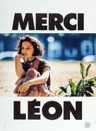 Léon - French Movie Poster (xs thumbnail)