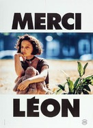 Léon: The Professional - French Movie Poster (xs thumbnail)