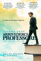 The Professor - Italian Movie Poster (xs thumbnail)