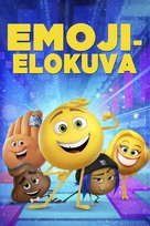 The Emoji Movie - Finnish Movie Cover (xs thumbnail)