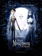 Corpse Bride - French Movie Poster (xs thumbnail)