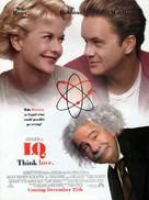 I.Q. - Advance movie poster (xs thumbnail)
