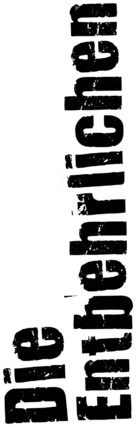 Die Entbehrlichen - German Logo (xs thumbnail)