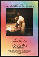 Coming Home - German Movie Poster (xs thumbnail)