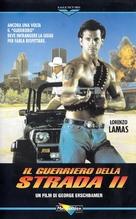 Snake Eater II: The Drug Buster - Italian Movie Cover (xs thumbnail)