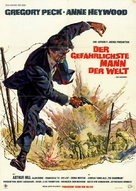 The Chairman - German Movie Poster (xs thumbnail)
