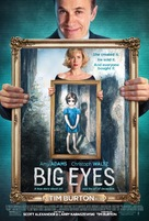 Big Eyes - Theatrical movie poster (xs thumbnail)