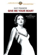 Give Me Your Heart - DVD cover (xs thumbnail)