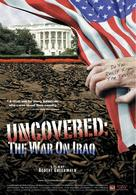 Uncovered: The War on Iraq - poster (xs thumbnail)
