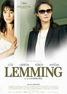 Lemming - German Movie Poster (xs thumbnail)