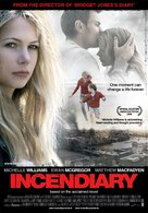Incendiary - Dutch Movie Poster (xs thumbnail)