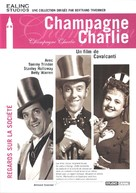 Champagne Charlie - French DVD movie cover (xs thumbnail)