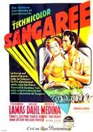 Sangaree - French Movie Poster (xs thumbnail)