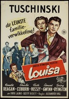 Louisa - Dutch Movie Poster (xs thumbnail)