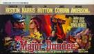 Major Dundee - Belgian Movie Poster (xs thumbnail)