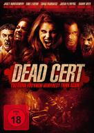 Dead Cert - German DVD cover (xs thumbnail)