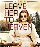 Leave Her to Heaven - Blu-Ray cover (xs thumbnail)