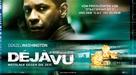 Deja Vu - Swiss Movie Poster (xs thumbnail)