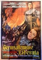 La Gerusalemme liberata - Italian Movie Poster (xs thumbnail)