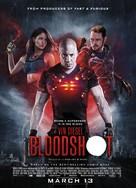 Bloodshot - Indian Movie Poster (xs thumbnail)