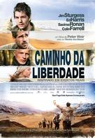 The Way Back - Brazilian Movie Poster (xs thumbnail)