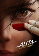 Alita: Battle Angel - Movie Cover (xs thumbnail)