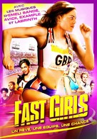 Fast Girls - French DVD cover (xs thumbnail)