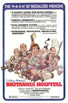 Britannia Hospital - Movie Poster (xs thumbnail)