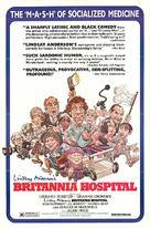 Britannia Hospital - Movie Poster (xs thumbnail)