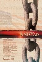 Amistad - Movie Poster (xs thumbnail)