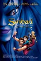 Sinbad: Legend of the Seven Seas - Movie Poster (xs thumbnail)